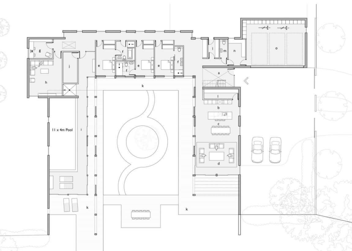 Architects Design Drawing by OB Architecture