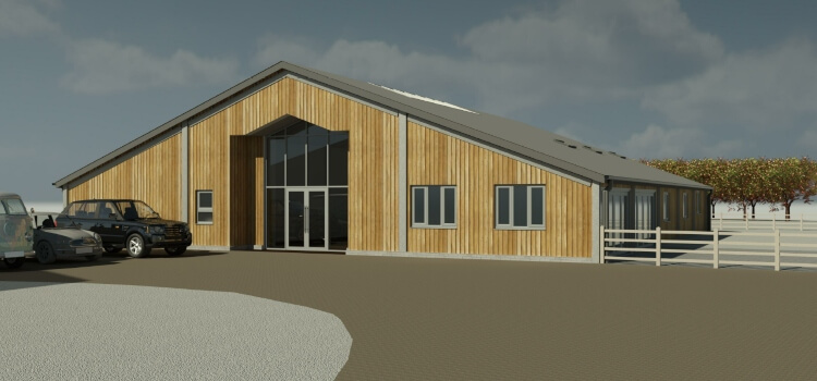 Agricultural Barn Redevelopment Planning