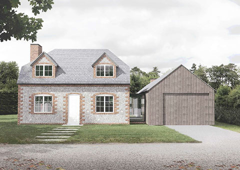 Planning Permission for Infill Development in Oxfordshire