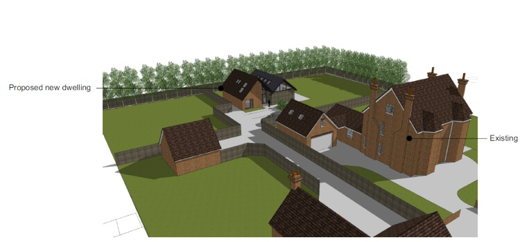 Backland Development Planning in Wiltshire