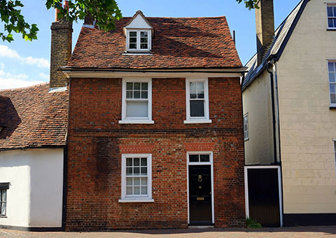 Listed Building Consent Application for a Grade II Listed Townhouse