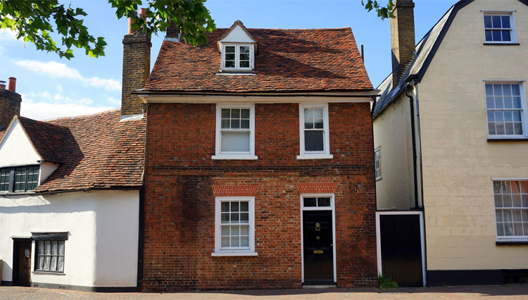 Building Consent Application for Grade II Listed Townhouse