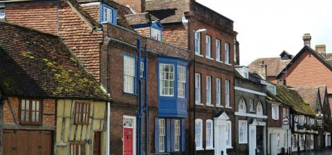 Permitted Development from Office to Residential in Salisbury