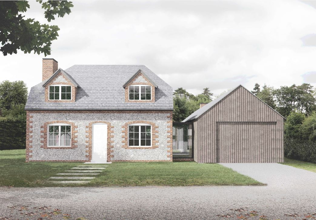 World Cup Defeat Tempered by Planning Permission for New Home Granted in South Oxfordshire Countryside
